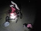 У Маріуполі водій збив коляску з немовлям [фото]