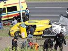 У Польщі гоночна машина збила 19 людей [відео]