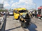 У Запоріжжі маршрутка врізалася в тролейбус, є постраждалі