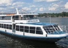 28 серпня почне курсувати річковий трамвай - фото