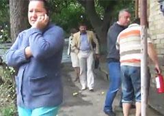 Дім Ніни Москаленко знову атакували [відео] - фото