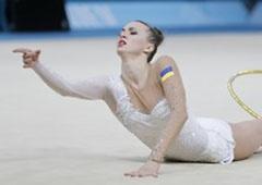 Ганна Різатдінова стала чемпіонкою світу з художньої гімнастики - фото