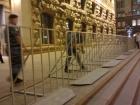 Київраду перед засіданням «барикадують»