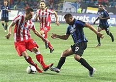ЛЄ: Чорноморець переміг сербську Црвену Звєзду - фото
