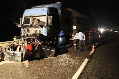 На Львівщині в аварії загинуло 5 осіб - фото