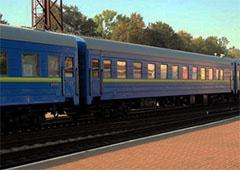 Під Запоріжжям зійшли з рейок вагони потягу з людьми - фото