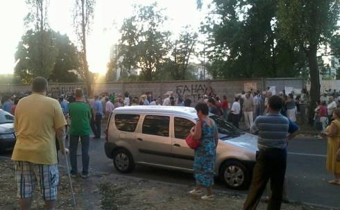 Прокуратура стала на бік мешканців Березняків щодо скандального будівництва - фото