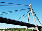 Рух Московським мостом частково обмежать