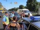 У Полтаві побили водія за те, що він збив жінку