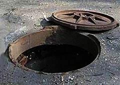 У Слов'янську у каналізаційному колекторі загинули 2 чоловіків - фото
