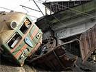 В Маріуполі зіткнулися два потяги