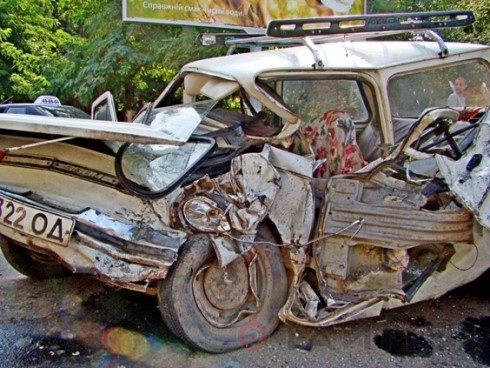 В Одесі сталася аварія за участю прокурора - фото