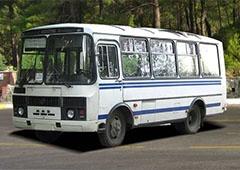 В столиці п'яний водій автобусу возив людей - фото