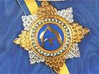 Янукович подарував орден губернатору на його ювілей