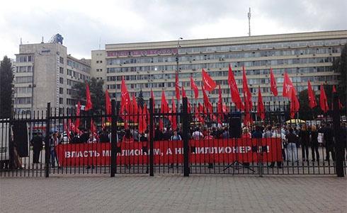 ЦВК відмовилася реєструвати ініціативну групу референдуму про вступ до Митного союзу - фото
