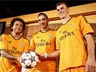 Мадридський «Реал» представив нову форму [фото]
