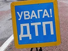 На Кіровоградщині внаслідок ДТП стався розлив 7 тон пального