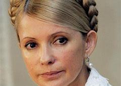 Тимошенко привітала Януковича з Днем Політичного Бабака - фото