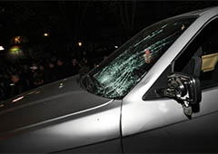 У Тернополі БМВ збив 15-річну дівчину прямо на пішохідному переході - фото