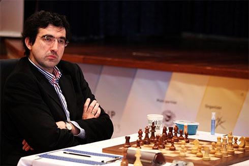 Володарем Кубка світу по шахам став Володимир Крамник - фото