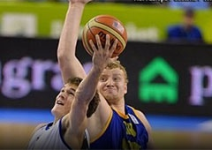 Збірна України проходить у 2-й груповий раунд ЄвроБаскету - фото