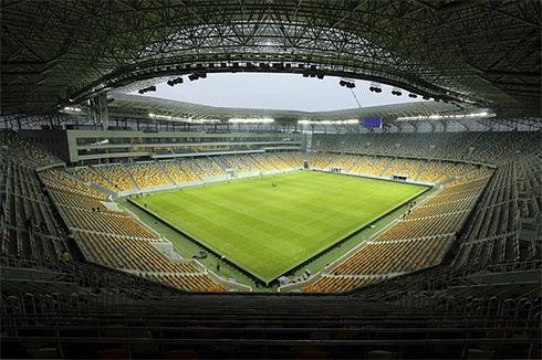 26 листопада ФІФА розгляне скаргу щодо «Арени Львів» - фото