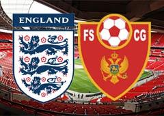 Англія перемогла Чорногорію - фото