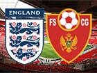 Англія перемогла Чорногорію