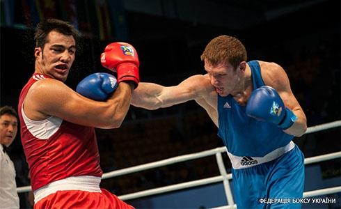 Єгор Плевако вийшов до чвертьфіналу чемпіонату світу по боксу - фото