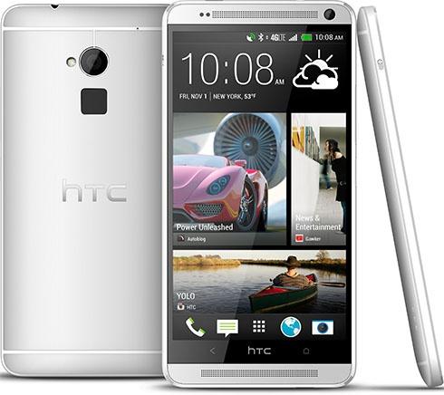 HTC представила смартфон One Max - фото