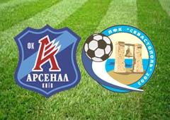 Київський «Арсенал» переміг «Севастополь» - фото