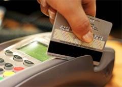 Магазини штрафуватимуть за відмову розрахуватися платіжною карткою - фото