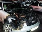 Мера Полтави звинувачують у підпалі машини