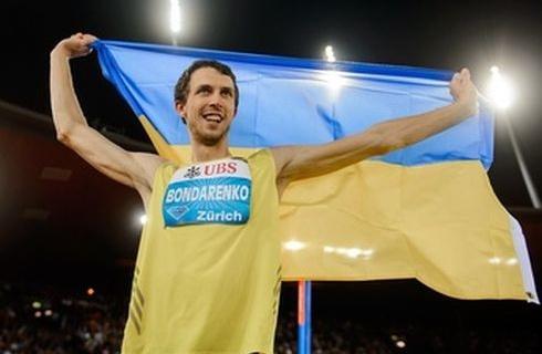 Найкращим легкоатлетом Європи став українець Богдан Бондаренко - фото