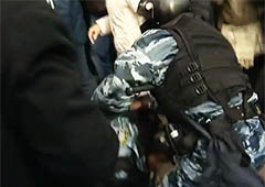 Події під Київрадою 2 жовтня 2013 року [відео] - фото