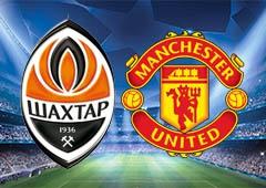 «Шахтар» та «Манчестер Юнайтед» - нічия - фото