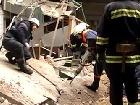 У Луганську обвалилася будівля, загинула людина