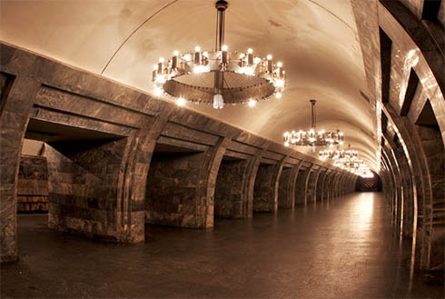 Ввечері 24 жовтня станцію метро «Олімпійська» ненадовго зачинять - фото