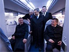 Янукович показав Ердогану український літак АН-158