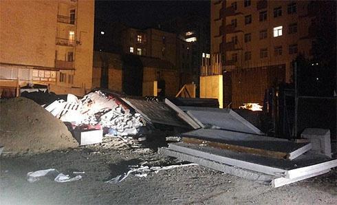 Знесли паркан будівництва на Жилянській - фото