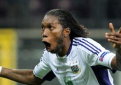 Динамівця Мбокані дискваліфікували на три матчі Ліги Європи - фото