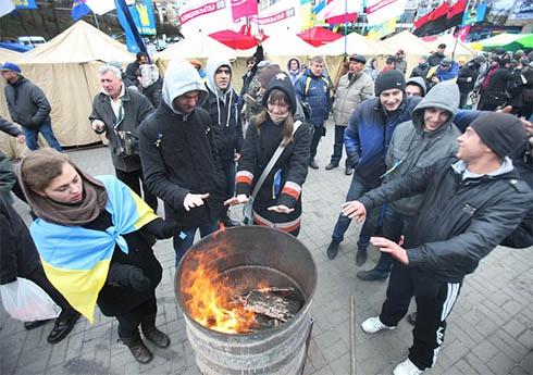 Два київські Євромайдани об′єдналися - фото