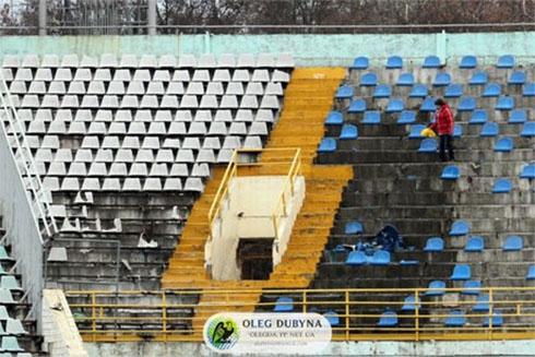 Харківський «Металіст» відшкодує заподіяне своїми вболівальниками у Полтаві - фото