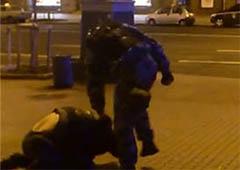 Міліція: дії «Беркуту» на Майдані Незалежності були виправдані - фото