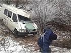На Хмельниччині мікроавтобус перекинувся у кювет – загинула 1 людина та є травмовані