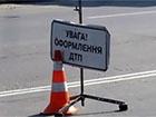 На Львівщині в аварію потрапив автобус з людьми