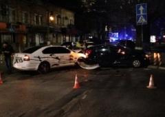 Олександр Усик потрапив в аварію у Сімферополі - фото