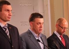Опозиція терміново збирає підписи на недовіру губернатору Львівщини Олегу Салу - фото