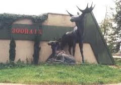 Рівненський зоопарк пограбували на 100 тисяч - фото