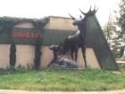 Рівненський зоопарк пограбували на 100 тисяч